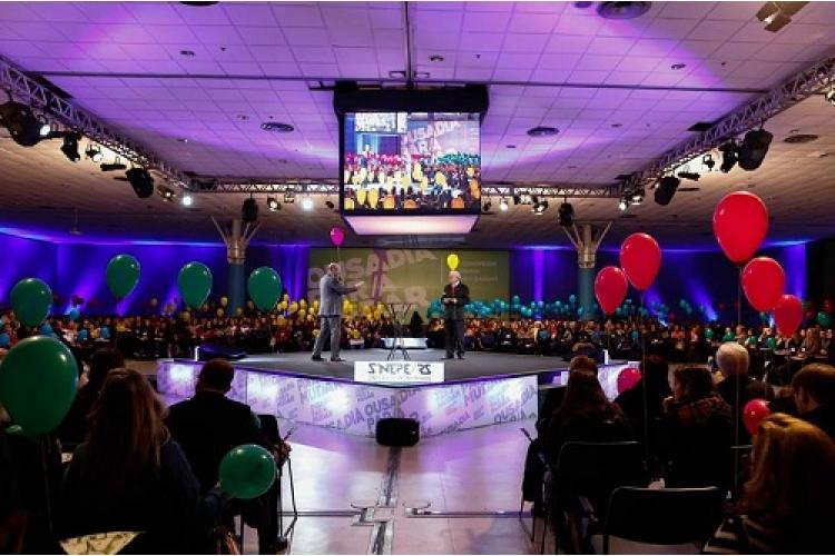 SINEPE/RS divulga tema do XV Congresso do Ensino Privado Gaúcho