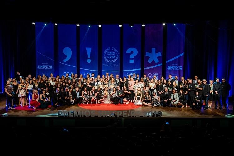 Divulgados os vencedores dos Prêmios SINEPE/RS 2019