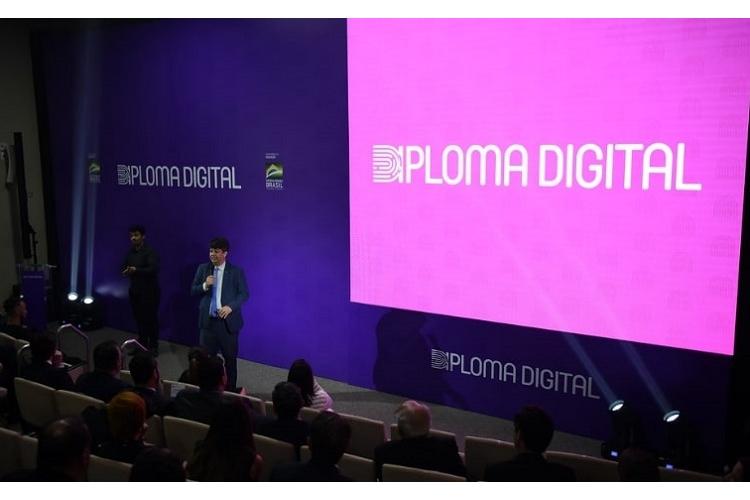 MEC lança Diploma Digital para agilizar e reduzir custos de emissão