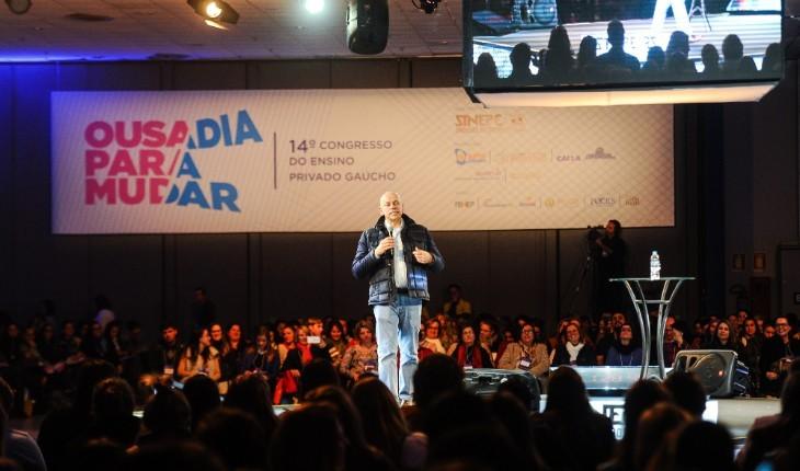 Relembre os principais momentos do 14º Congresso do Ensino Privado Gaúcho