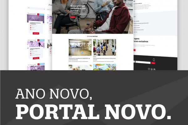 SINEPE/RS lança novo portal