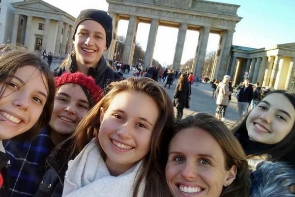 Aluno do Instituto Ivoti ganha viagem de 30 dias para a Alemanha